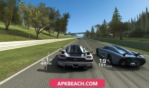 Real Racing 3 MOD APK 2021 [Unlimited Money, Gold, Latest Cars] 2