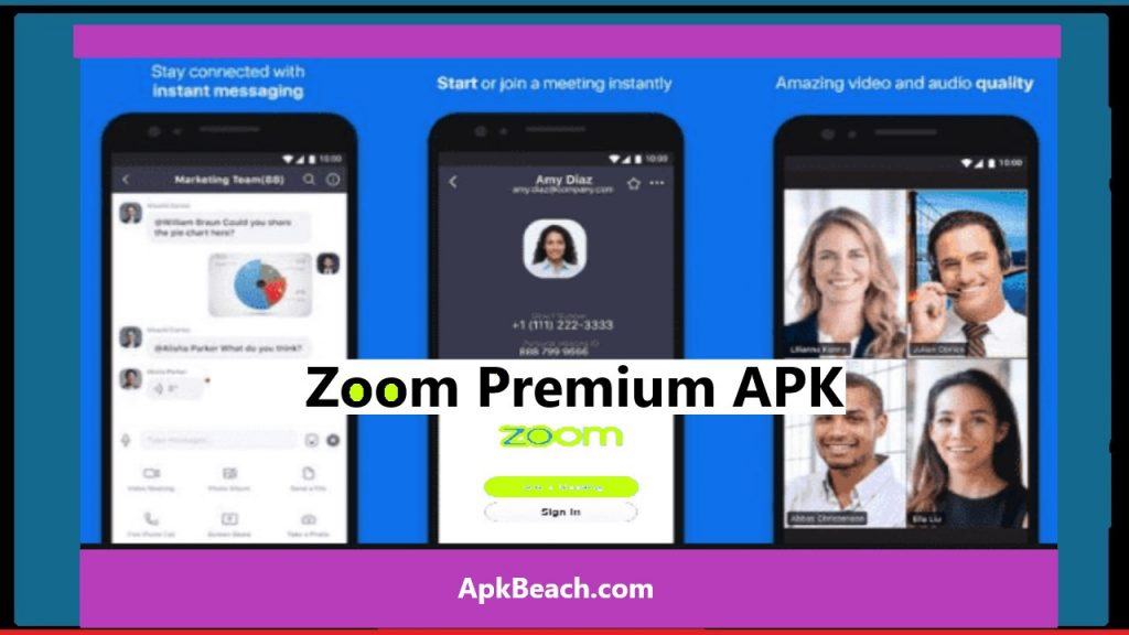 ZOOM MOD APK Latest 5.4.9.1079 (VIP PREMIUM) Download 3