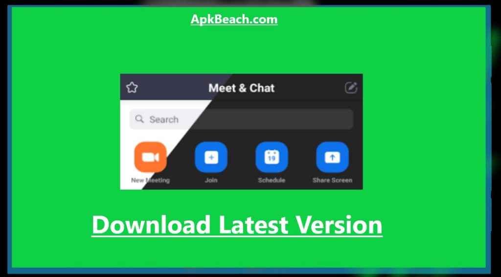 Zoom Premium apk latest version