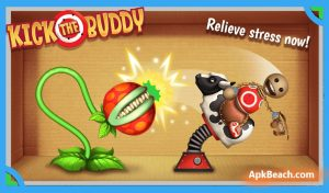 Kick The Buddy MOD APK 2021 (Unlimited Money/Gold) 1.0.6 Download 3
