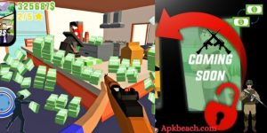 Dude Theft Wars MOD APK 0.87 (Unlimited Money/Shopping) Download 1