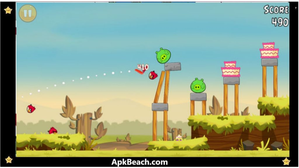 Angry Birds Classic Mod Apk 9.9.0 2021 (Unlimited Money) Download 3