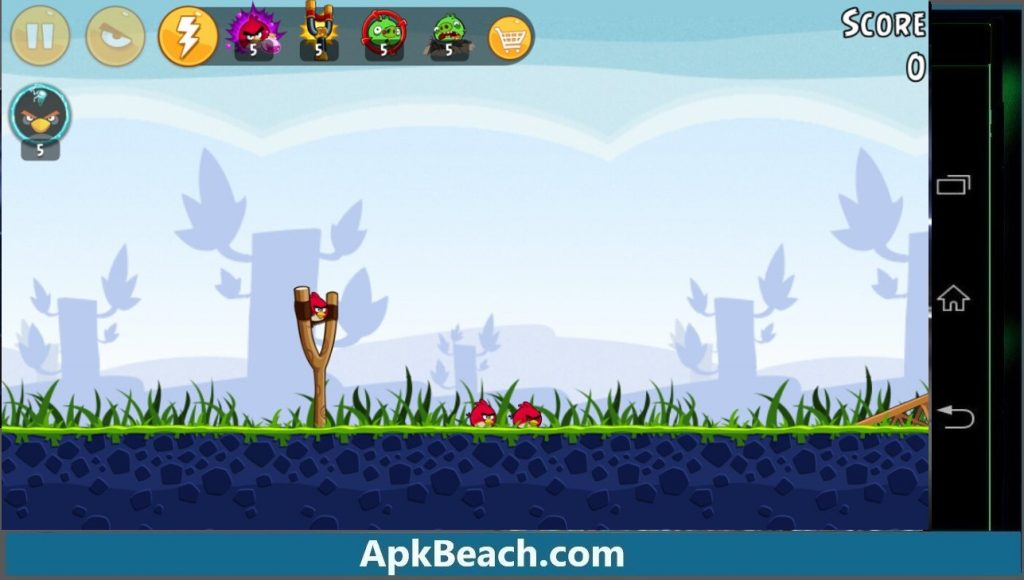 Angry Birds Classic Mod Apk 9.9.0 2021 (Unlimited Money) Download 2
