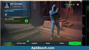 Critical Ops MOD APK Download 2021 (All Unlocked+Unlimited Money) 3