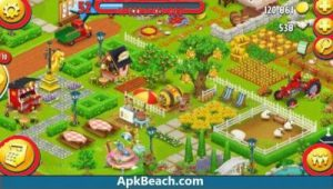 Hay Day Mod APK Download 2021 (Unlimited Coins/Gems) For Android 1