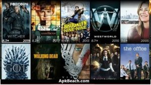 Popcorn Time MOD APK Download 2021 (NO VPN) Latest Version 2