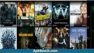 Popcorn Time MOD APK Download 2021 (NO VPN) Latest Version 1
