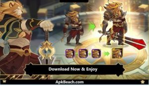 AFK Arena Mod APK Latest 2021 Download (Unlimited Money) 3