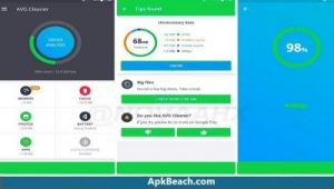 AVG Cleaner Pro APK 2021 Premium Download (No Ads, Battery Booster) 1