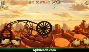 Trials Frontier Mod APK 2021 Download (Unlimited Money) For Android 3