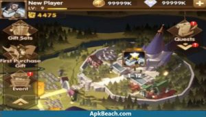 AFK Arena Mod APK Latest 2021 Download (Unlimited Money) 2
