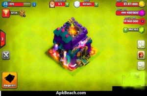 Clash of Clans Mod APK 2021 Download (Unlimited Everything) 3