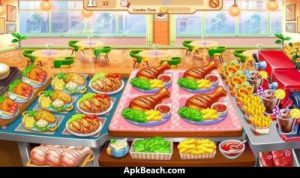 Cooking Madness Mod APK 2021 Download (Unlocked Everything) 1