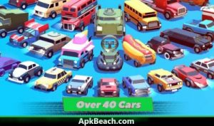 Crash of Cars Mod APK 2021 Download (Unlimited Money) For Android 3