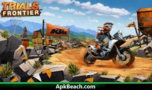 Trials Frontier Mod APK 2021 Download (Unlimited Money) For Android 1