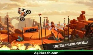 Trials Frontier Mod APK 2021 Download (Unlimited Money) For Android 2