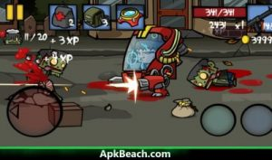 Zombie Age 2 Mod APK 2021 Download (Unlimited Money) For Android 3