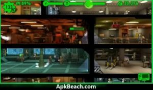 Fallout Shelter Mod APK 2021 Download (Unlimited Money) 2