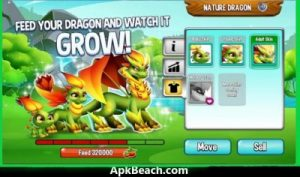 Dragon City MOD APK (Unlimited Gems, Gold) For Android 3