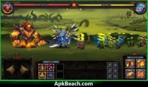 Epic Heroes War Mod APK 2021 Download (Unlimited Money,Shopping) 2