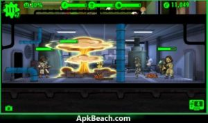 Fallout Shelter Mod APK 2021 Download (Unlimited Money) 3