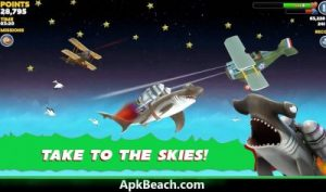 Hungry Shark Mod APK 2021 Download (Unlimited Money,All Sharks ) 2