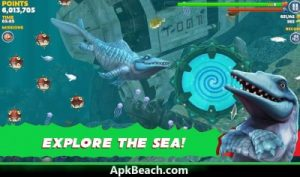 Hungry Shark Mod APK 2021 Download (Unlimited Money,All Sharks ) 1