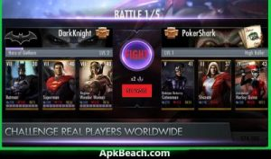 Injustice Mod APK Download (All Characters Unlocked,Money) 3