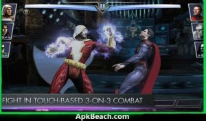 Injustice Mod APK Download (All Characters Unlocked,Money) 2