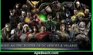 Injustice Mod APK Download (All Characters Unlocked,Money) 1