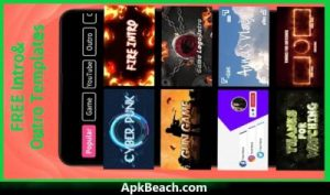Intro Maker Mod APK 2021 Download (Without Watermark) 1