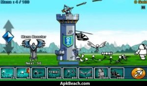 Cartoon Wars Mod Apk Latest (Unlimited Gold) For Android 1