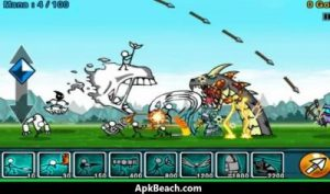 Cartoon Wars Mod Apk Latest (Unlimited Gold) For Android 2