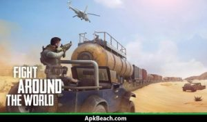 Cover Fire Mod APK Latest Version (Unlimited Health) Download 2
