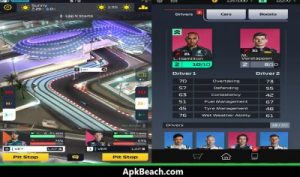 F1 Manager Mod APK (Unlimited Coins/Bucks) For Android 1