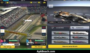 F1 Manager Mod APK (Unlimited Coins/Bucks) For Android 2