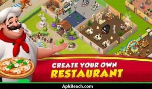 World Chef Mod APK (Unlimited Money & Instant Cooking) Download 1