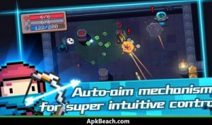 Soul Knight Mod APK (Unlimited Material, No Cooldown) 1