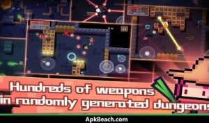 Soul Knight Mod APK (Unlimited Material, No Cooldown) 2